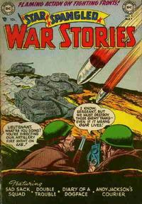 Cover Thumbnail for Star Spangled War Stories (DC, 1952 series) #9