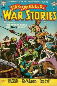 Cover Thumbnail for Star Spangled War Stories (DC, 1952 series) #10