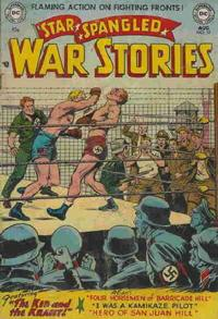 Cover Thumbnail for Star Spangled War Stories (DC, 1952 series) #12