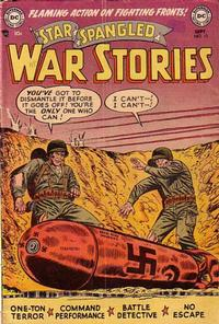 Cover Thumbnail for Star Spangled War Stories (DC, 1952 series) #13
