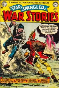 Cover Thumbnail for Star Spangled War Stories (DC, 1952 series) #14