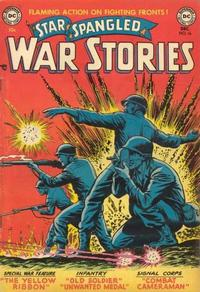 Cover Thumbnail for Star Spangled War Stories (DC, 1952 series) #16