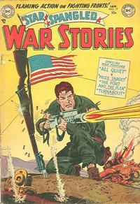 Cover Thumbnail for Star Spangled War Stories (DC, 1952 series) #17