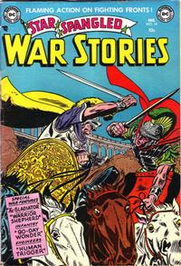 Cover Thumbnail for Star Spangled War Stories (DC, 1952 series) #18