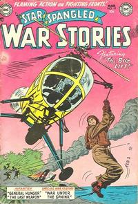 Cover Thumbnail for Star Spangled War Stories (DC, 1952 series) #19