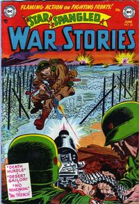 Cover Thumbnail for Star Spangled War Stories (DC, 1952 series) #22
