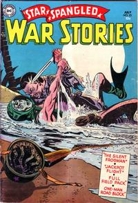 Cover Thumbnail for Star Spangled War Stories (DC, 1952 series) #23