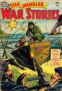 Cover Thumbnail for Star Spangled War Stories (DC, 1952 series) #24