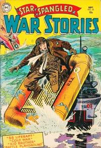Cover Thumbnail for Star Spangled War Stories (DC, 1952 series) #25