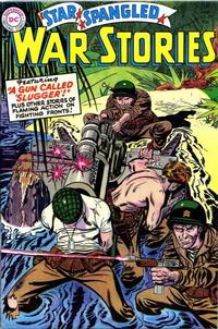 Cover Thumbnail for Star Spangled War Stories (DC, 1952 series) #29