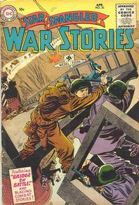 Cover Thumbnail for Star Spangled War Stories (DC, 1952 series) #32