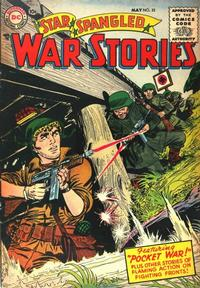 Cover Thumbnail for Star Spangled War Stories (DC, 1952 series) #33