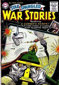 Cover Thumbnail for Star Spangled War Stories (DC, 1952 series) #41