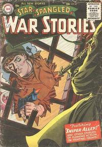 Cover Thumbnail for Star Spangled War Stories (DC, 1952 series) #42