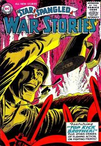 Cover Thumbnail for Star Spangled War Stories (DC, 1952 series) #43