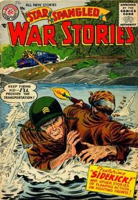 Cover Thumbnail for Star Spangled War Stories (DC, 1952 series) #47