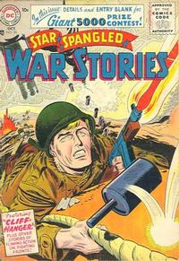 Cover Thumbnail for Star Spangled War Stories (DC, 1952 series) #50