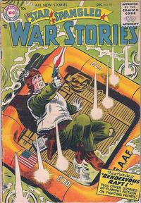 Cover Thumbnail for Star Spangled War Stories (DC, 1952 series) #52