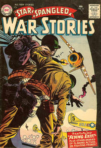 Cover Thumbnail for Star Spangled War Stories (DC, 1952 series) #54
