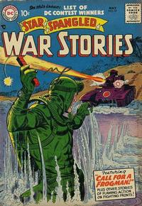 Cover Thumbnail for Star Spangled War Stories (DC, 1952 series) #57