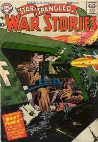 Cover Thumbnail for Star Spangled War Stories (DC, 1952 series) #58