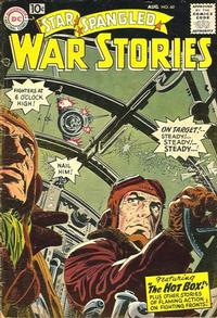 Cover Thumbnail for Star Spangled War Stories (DC, 1952 series) #60