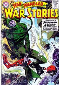 Cover for Star Spangled War Stories (DC, 1952 series) #65
