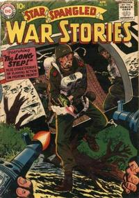 Cover Thumbnail for Star Spangled War Stories (DC, 1952 series) #68