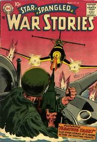 Cover Thumbnail for Star Spangled War Stories (DC, 1952 series) #69