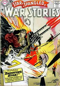 Cover Thumbnail for Star Spangled War Stories (DC, 1952 series) #71