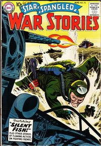 Cover Thumbnail for Star Spangled War Stories (DC, 1952 series) #72