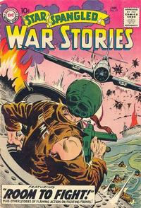 Cover Thumbnail for Star Spangled War Stories (DC, 1952 series) #77