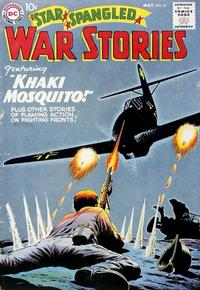 Cover Thumbnail for Star Spangled War Stories (DC, 1952 series) #81