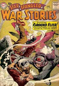 Cover Thumbnail for Star Spangled War Stories (DC, 1952 series) #82