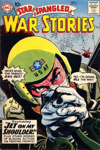 Cover Thumbnail for Star Spangled War Stories (DC, 1952 series) #83