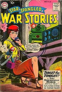 Cover Thumbnail for Star Spangled War Stories (DC, 1952 series) #86