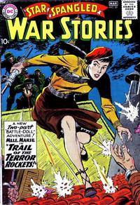 Cover Thumbnail for Star Spangled War Stories (DC, 1952 series) #89