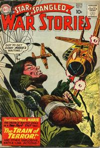 Cover Thumbnail for Star Spangled War Stories (DC, 1952 series) #91