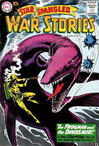 Cover Thumbnail for Star Spangled War Stories (DC, 1952 series) #94