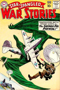 Cover Thumbnail for Star Spangled War Stories (DC, 1952 series) #95