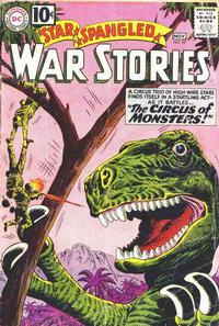 Cover Thumbnail for Star Spangled War Stories (DC, 1952 series) #99