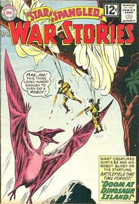 Cover Thumbnail for Star Spangled War Stories (DC, 1952 series) #103