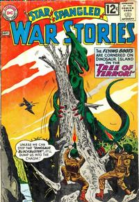Cover Thumbnail for Star Spangled War Stories (DC, 1952 series) #104