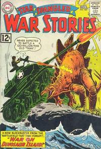 Cover Thumbnail for Star Spangled War Stories (DC, 1952 series) #105