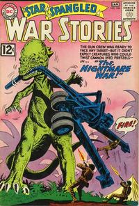 Cover Thumbnail for Star Spangled War Stories (DC, 1952 series) #106