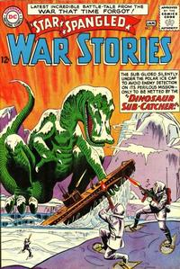 Cover Thumbnail for Star Spangled War Stories (DC, 1952 series) #112
