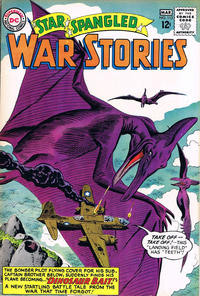 Cover Thumbnail for Star Spangled War Stories (DC, 1952 series) #113