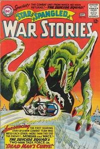 Cover Thumbnail for Star Spangled War Stories (DC, 1952 series) #116