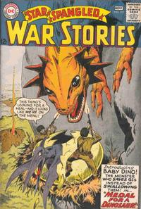 Cover Thumbnail for Star Spangled War Stories (DC, 1952 series) #117
