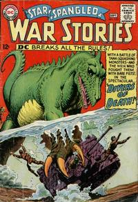 Cover Thumbnail for Star Spangled War Stories (DC, 1952 series) #122